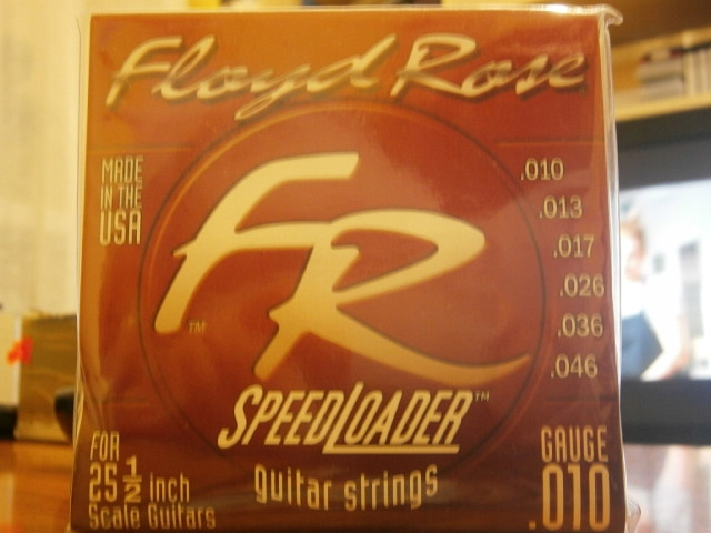FLOYD ROSE - SPEEDLOADER // 0,10-0,46 /25,5 / USA