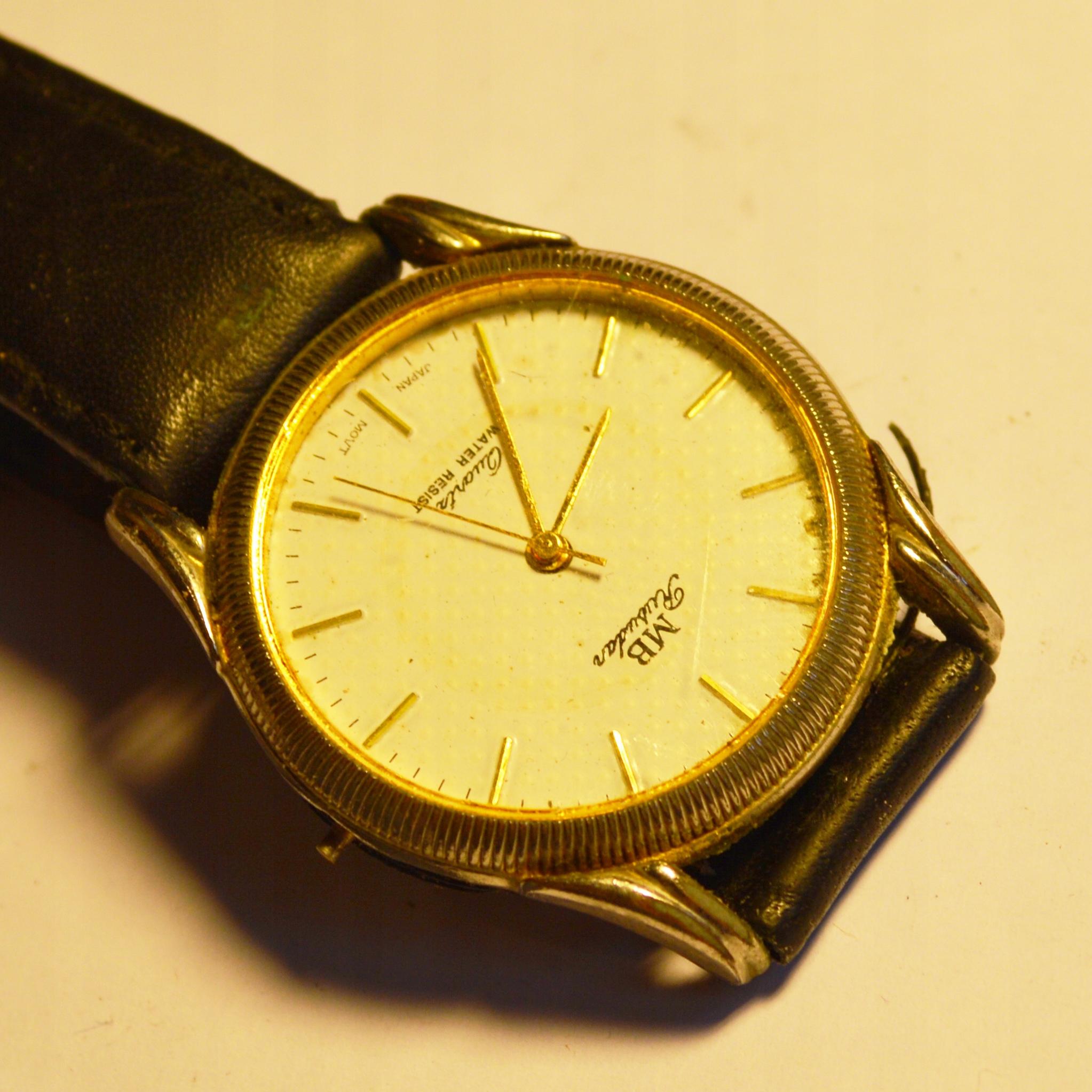 1c0f5198508 zegarek MB - 7669467587 - oficjalne archiwum allegro