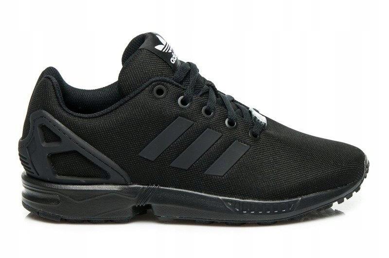 Czarne Tekstylne Buty Sportowe Adidas r.38 7448752636