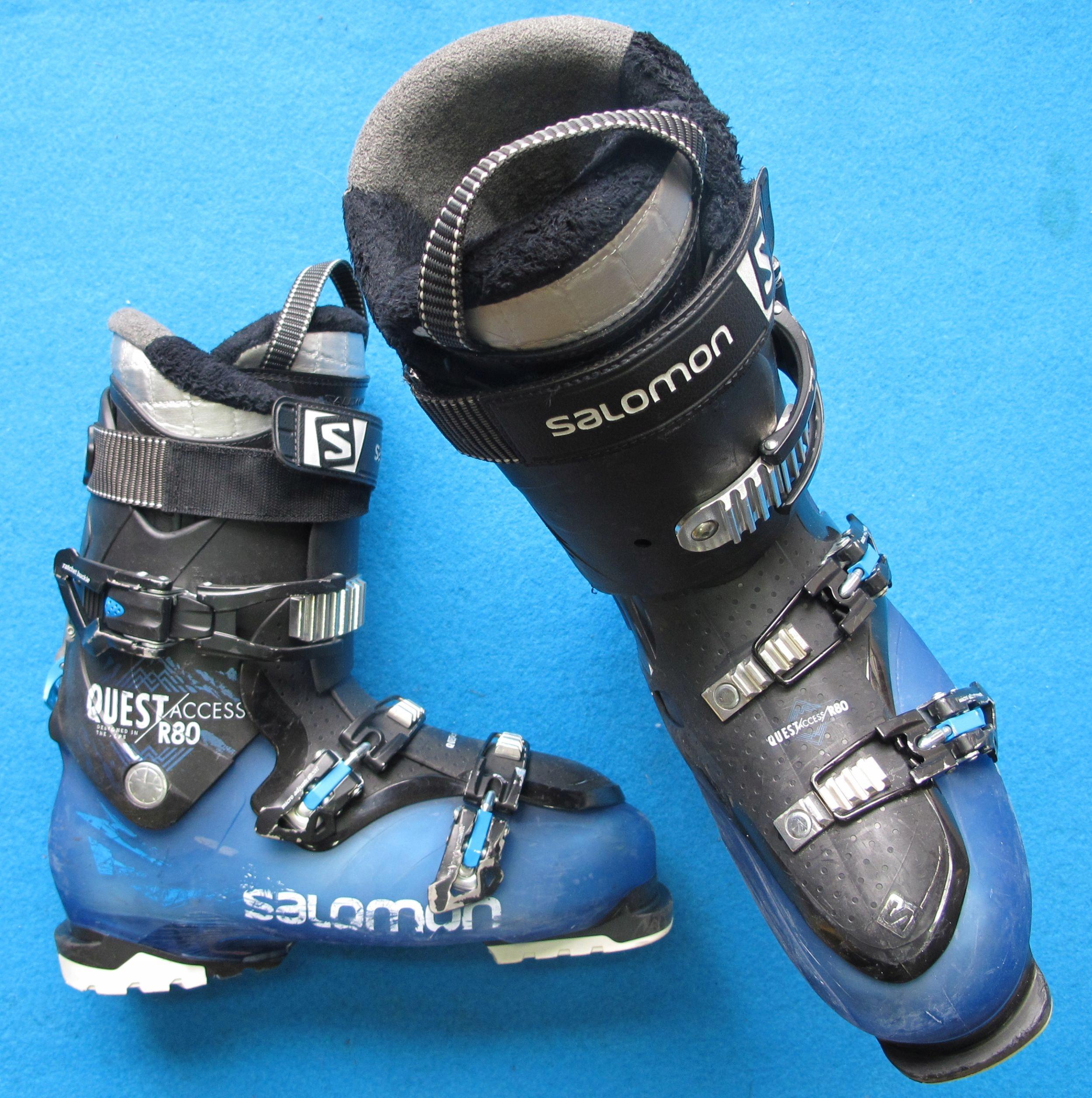 Buty narciarskie SALOMON QUEST ACCESS 80 29,5 46,0