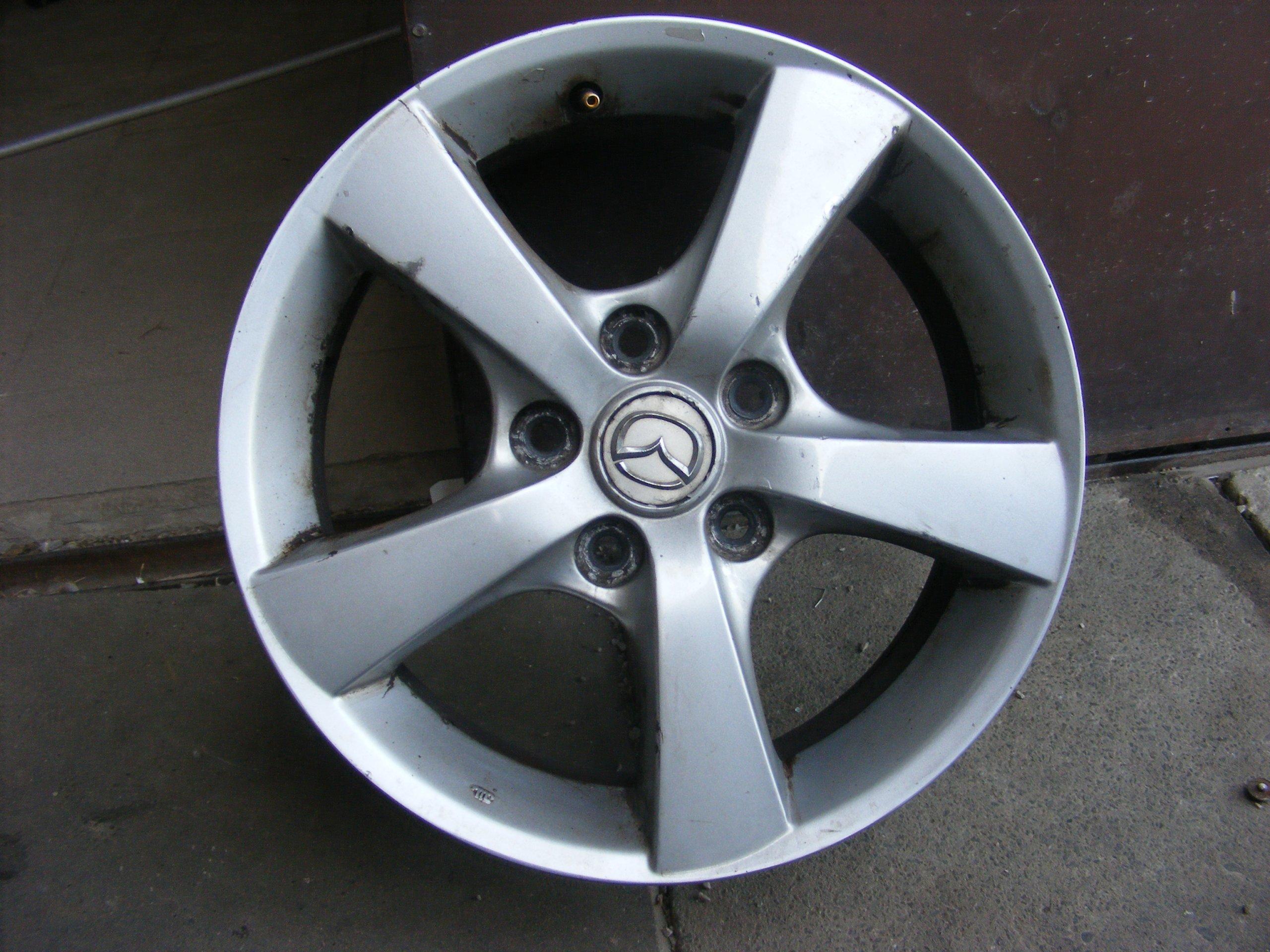 Felgi Aluminiowe 16 Mazda 3 Oryginalne
