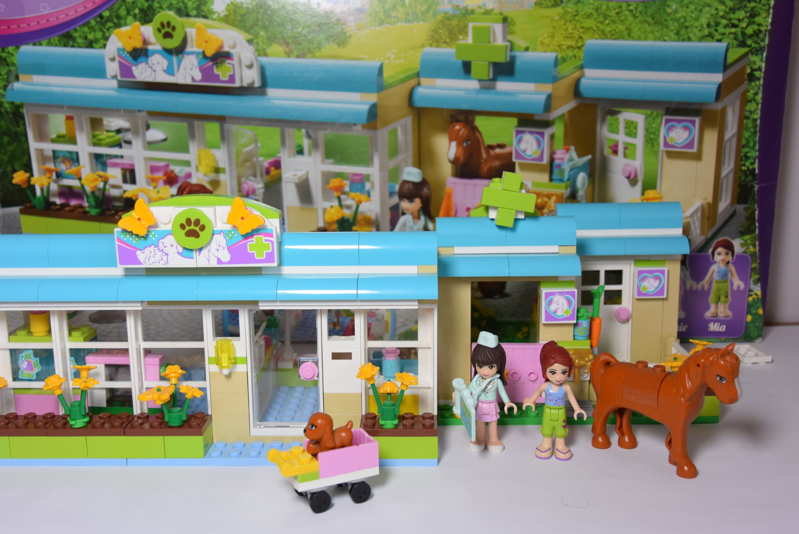 Klocki Lego Friends 3188 Weterynarz Duży 7216780034 Oficjalne