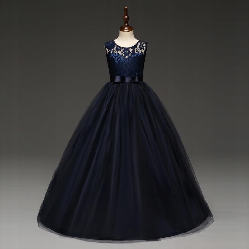 f17611186f ZOYA Sukienka elegancka komunijna 152 - 7207297350 - oficjalne ...