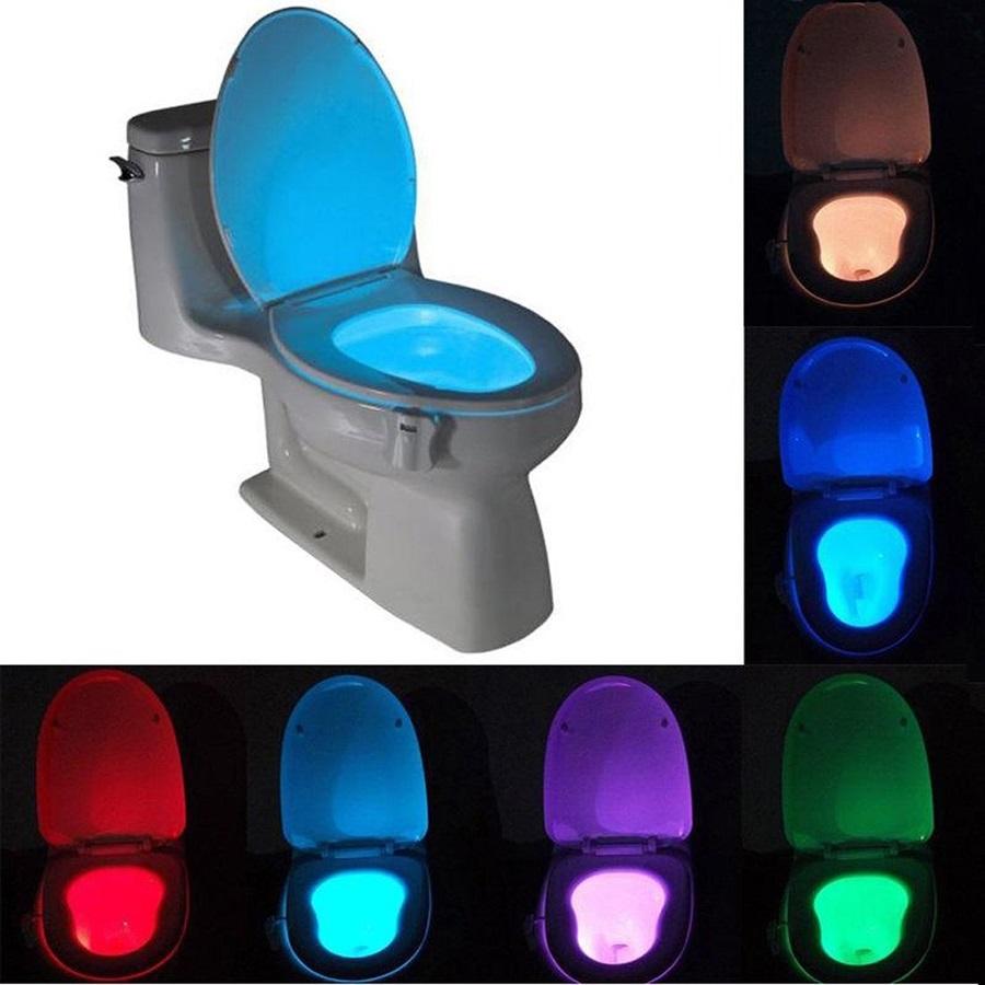 Lampka Led Do Wc Toalety Czujnik Ruchu Sensor