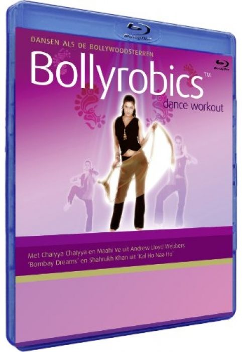 Bollyrobics - Dance Workout [Blu-ray]