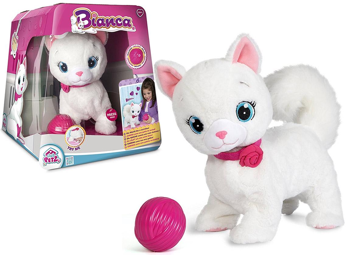 Interaktywny Kotek Kotka Kot Bianca Bianka Dźwięk 7017062020