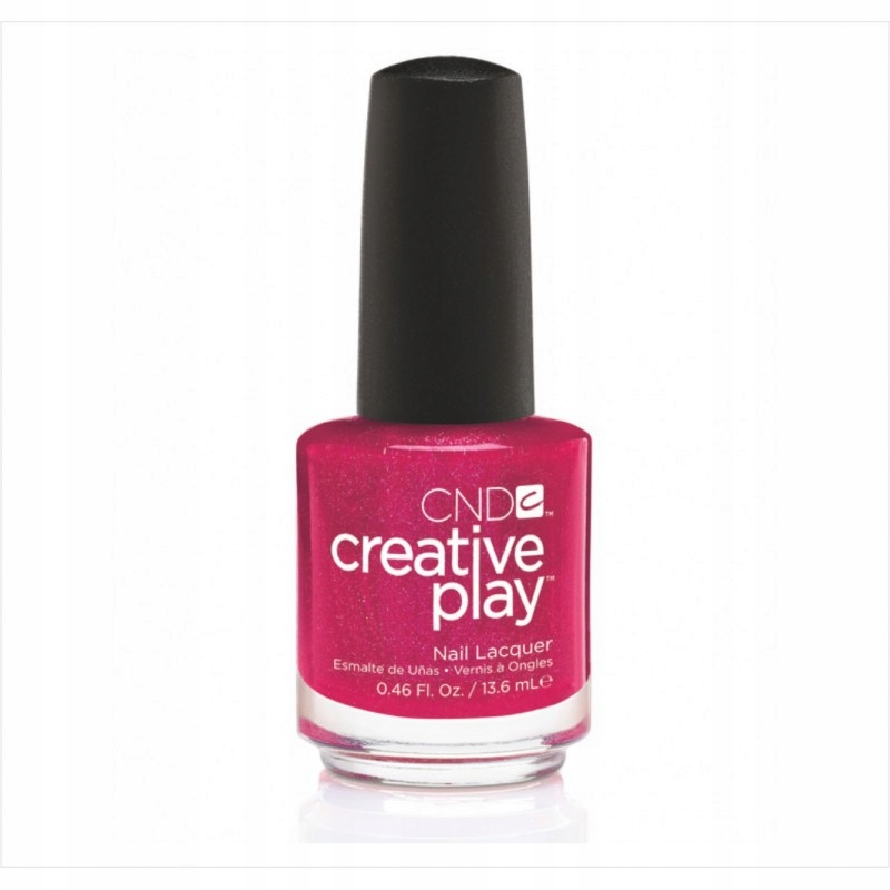 Lakier CND CREATIVE play Cherry Gloround 13,6ml