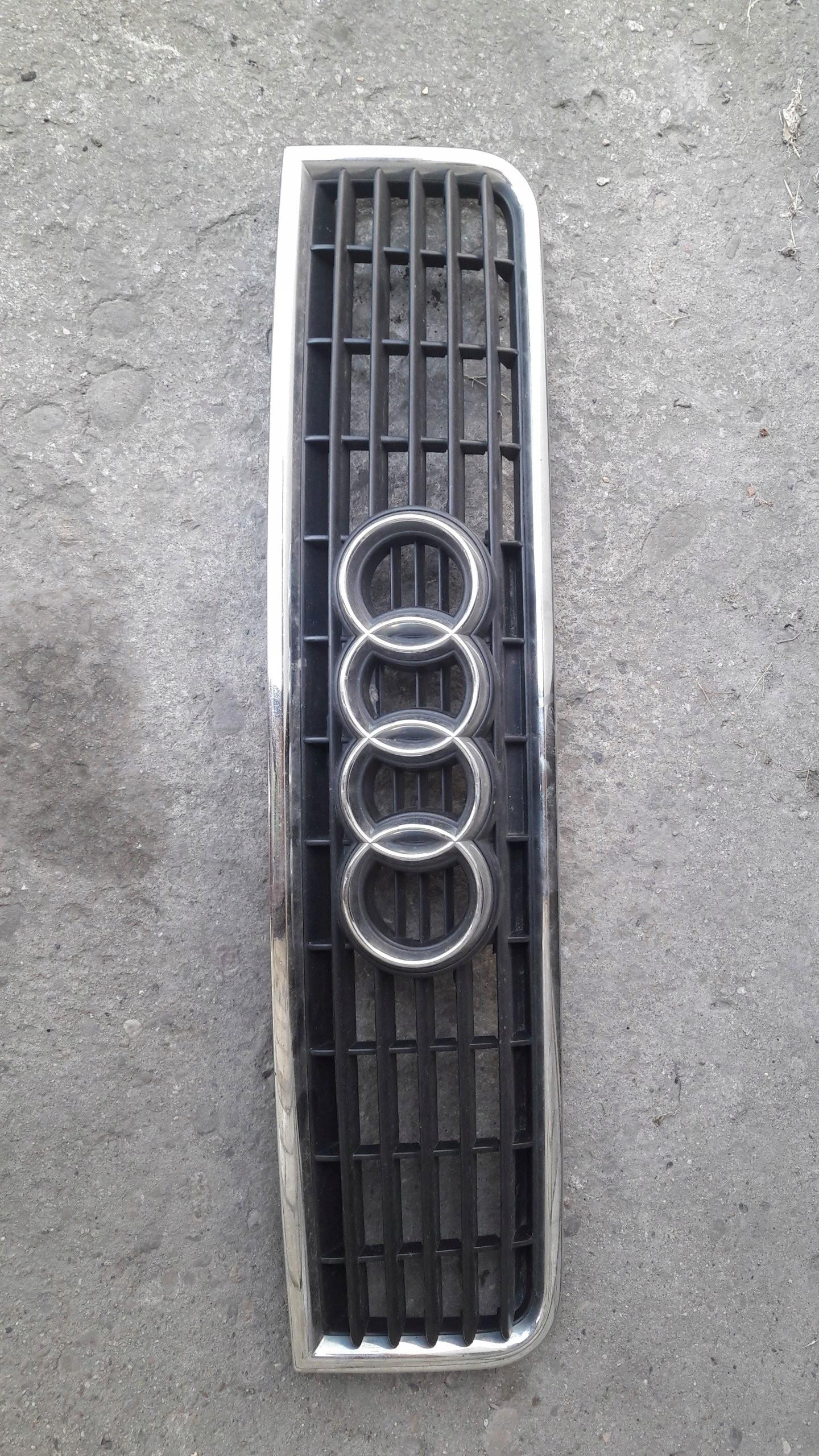 Grill Atrapa Maski Audi A4 B6 7390616348 Oficjalne Archiwum Allegro