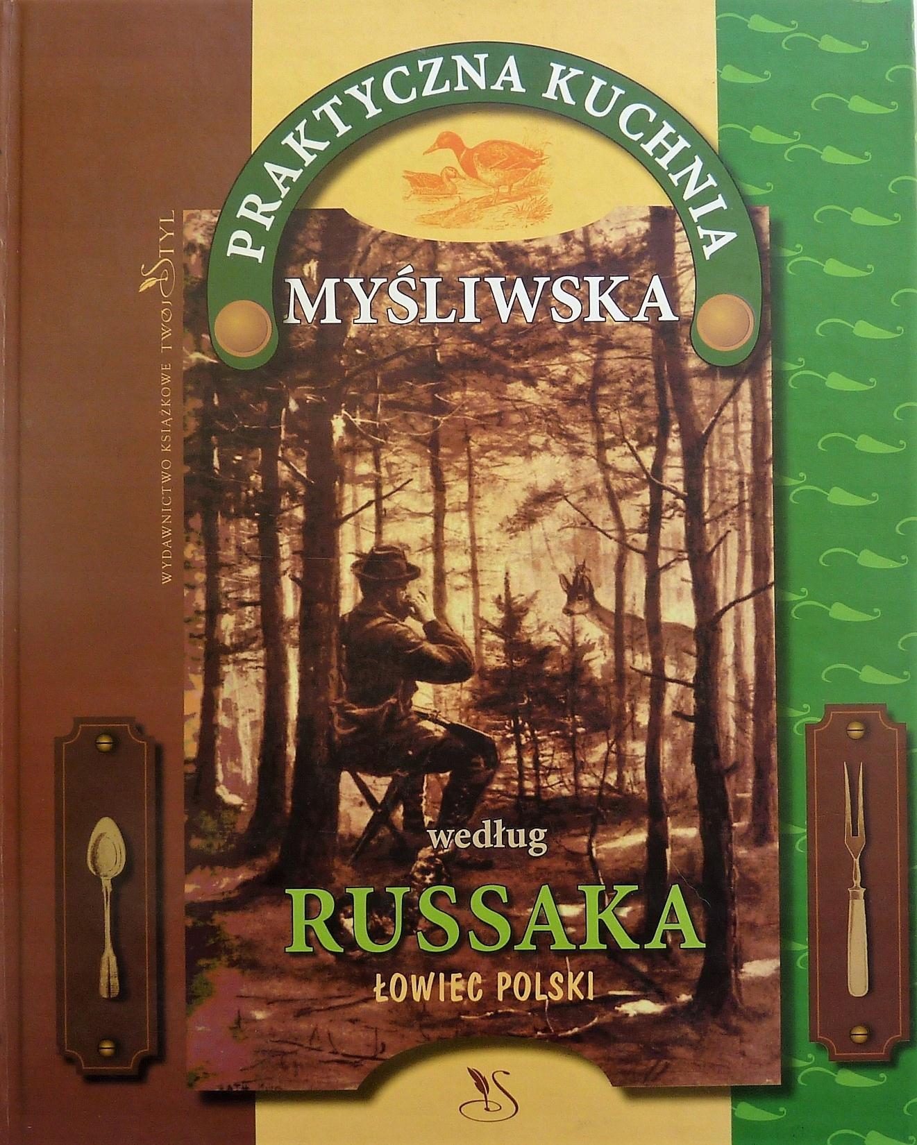 Russak Szymanderska Kuchnia Myśliwska Komplet 7502321563