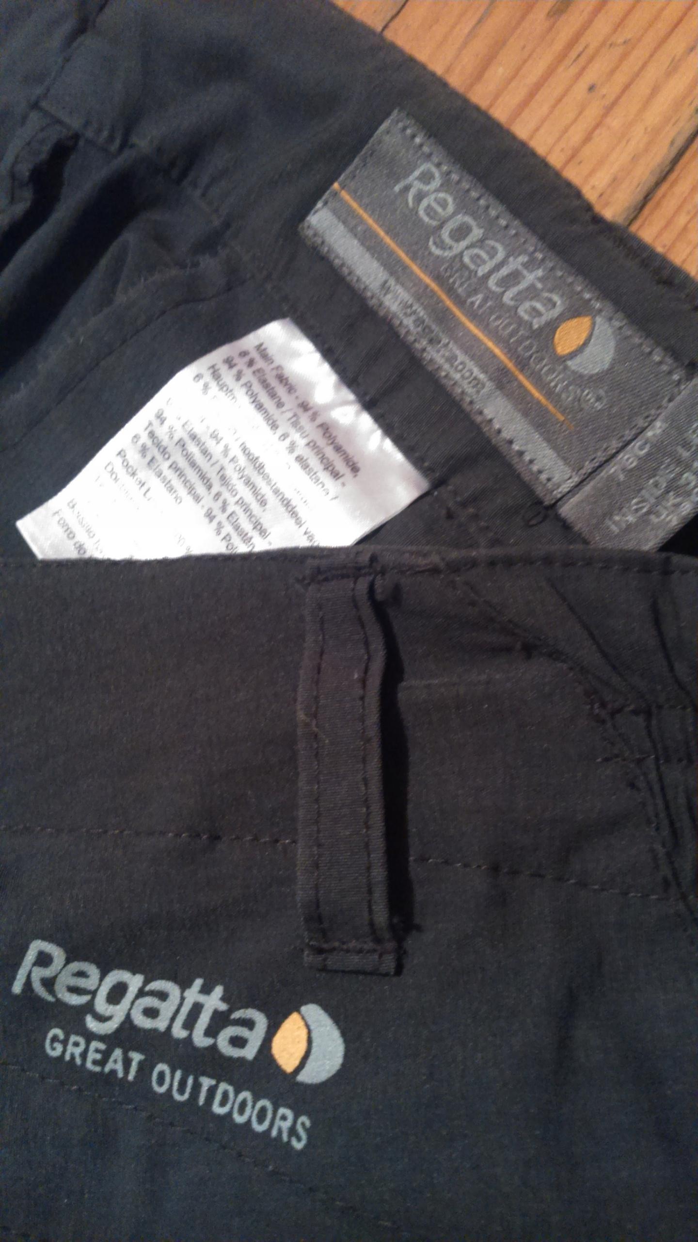 Regatta Spodnie trekingowe - okazja !!!