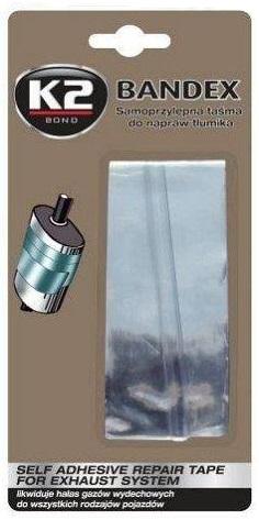 K2 Bandex Exhaust System Taśma do naprawy tłumików