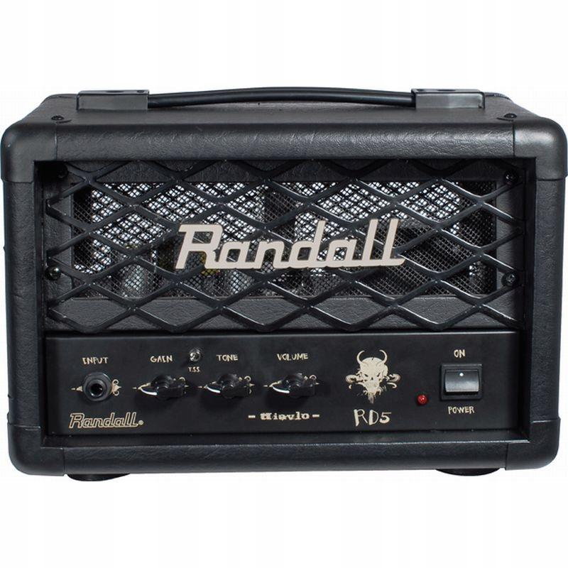 RANDALL RD5H lampowa głowa gitarowa 5W