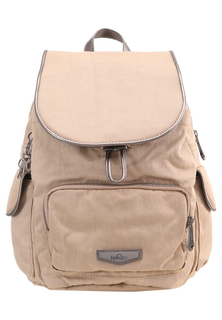 f91d7181dd0ab Kipling plecak MIEJSKI beżowy City Pack S - 7234333484 - oficjalne ...