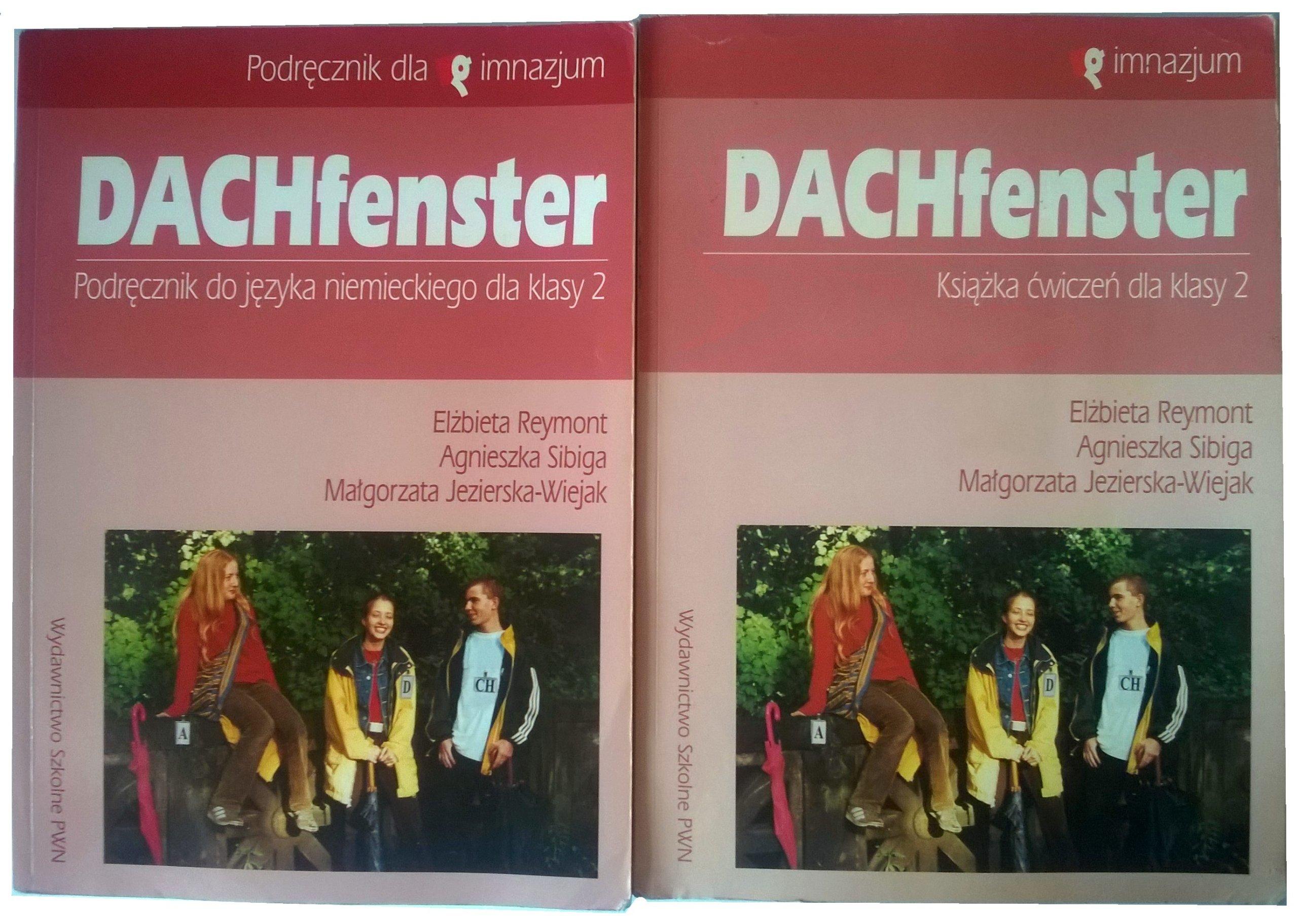 Dachfenster 2 podręcznik i książka ćwiczeń :)