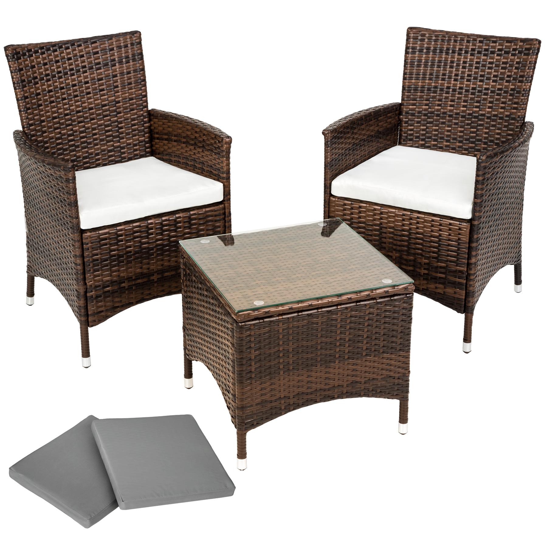Meble Ogrodowe Tarasowe Krzesla Stol Ratan 401471 7470309004