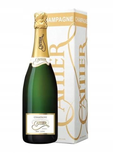 Oryginalny szampan Cattier Brut Icone, poj. 0,75l