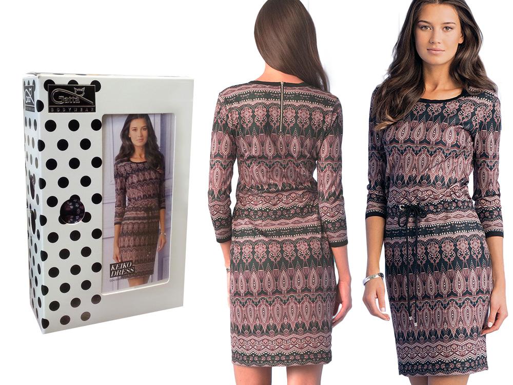 eba5f64d19 Sukienka oryginalny wzór