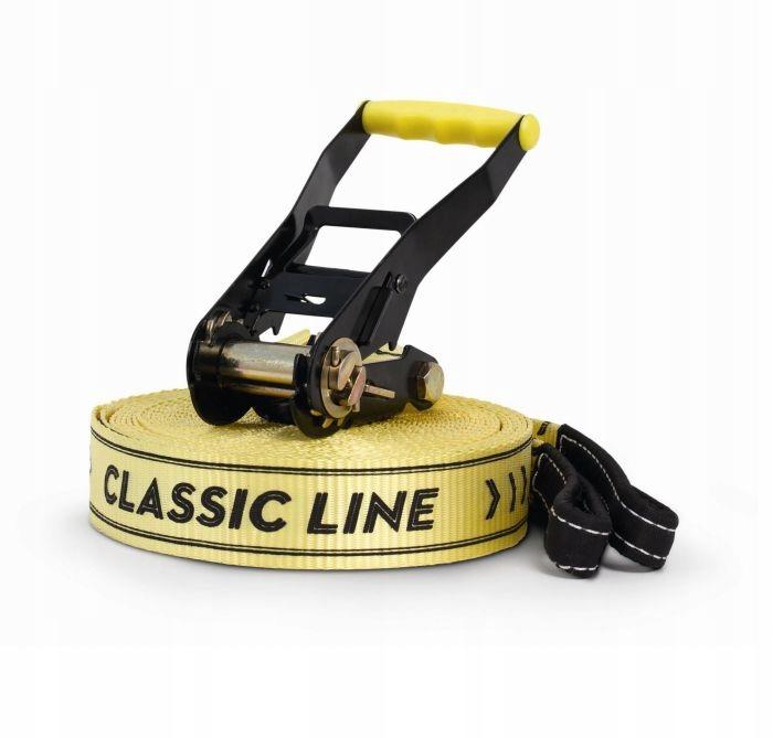 ZESTAW SLACKLINE CLASSIC LINE X13 15M #A