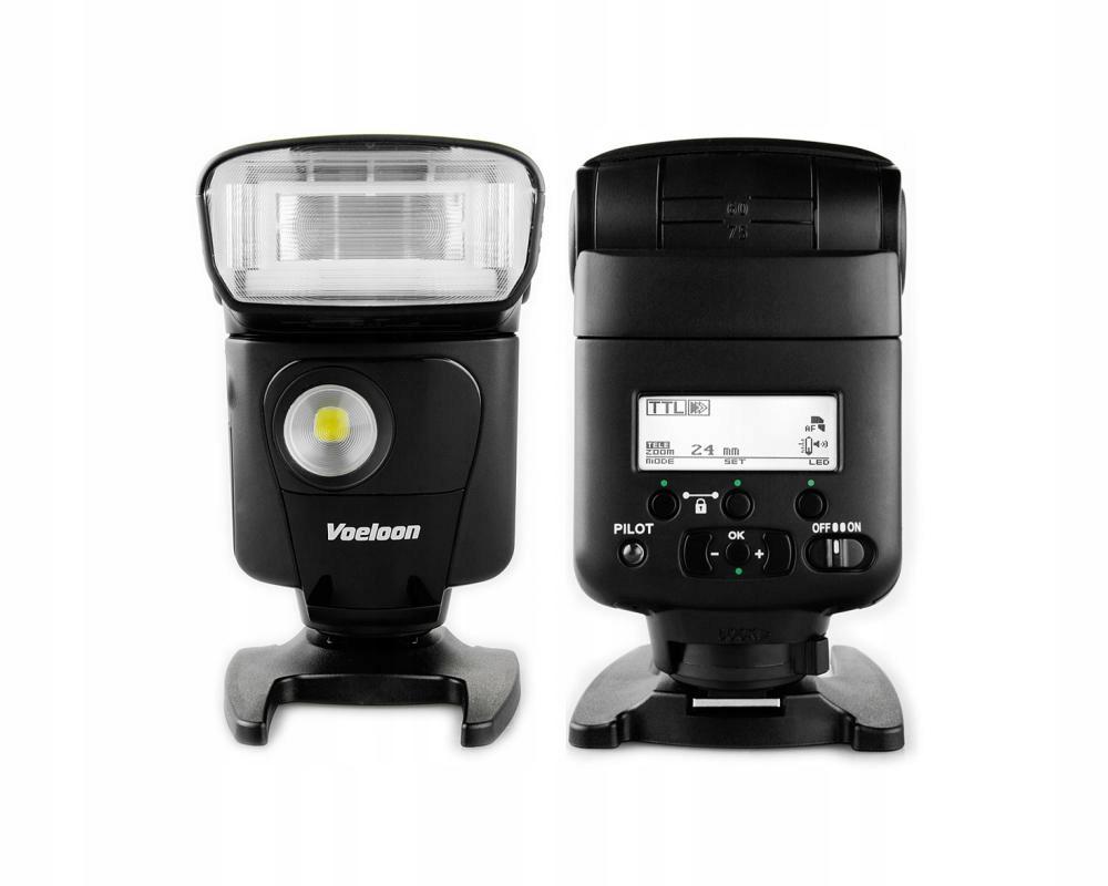 Lampa Błyskowa Voeloon 331ex Nikon D3300 D3200 D60