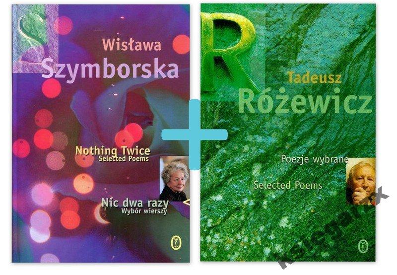 Nic Dwa Razy Poezje Wybrane Wiersze Polska Hit 6064342276