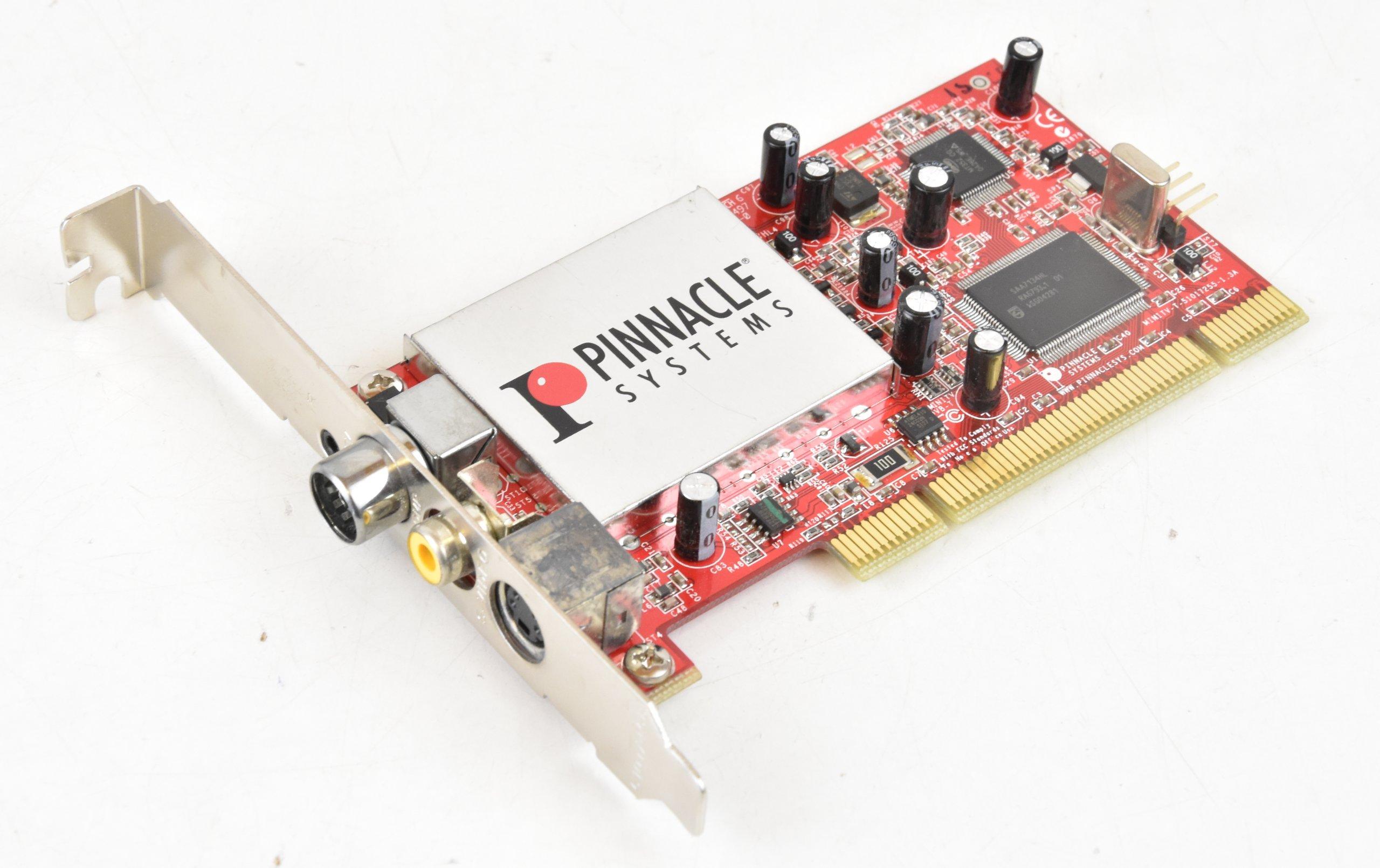 DRIVERS: PINNACLE PCTV 300I