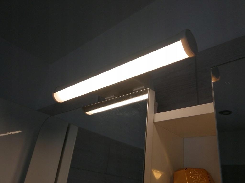 Lampa łazienkowa Led Ikea Nad Lustro 7421143208