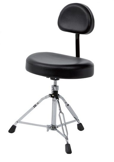 GROOVE DT-904 stołek perkusyjny z oparciem