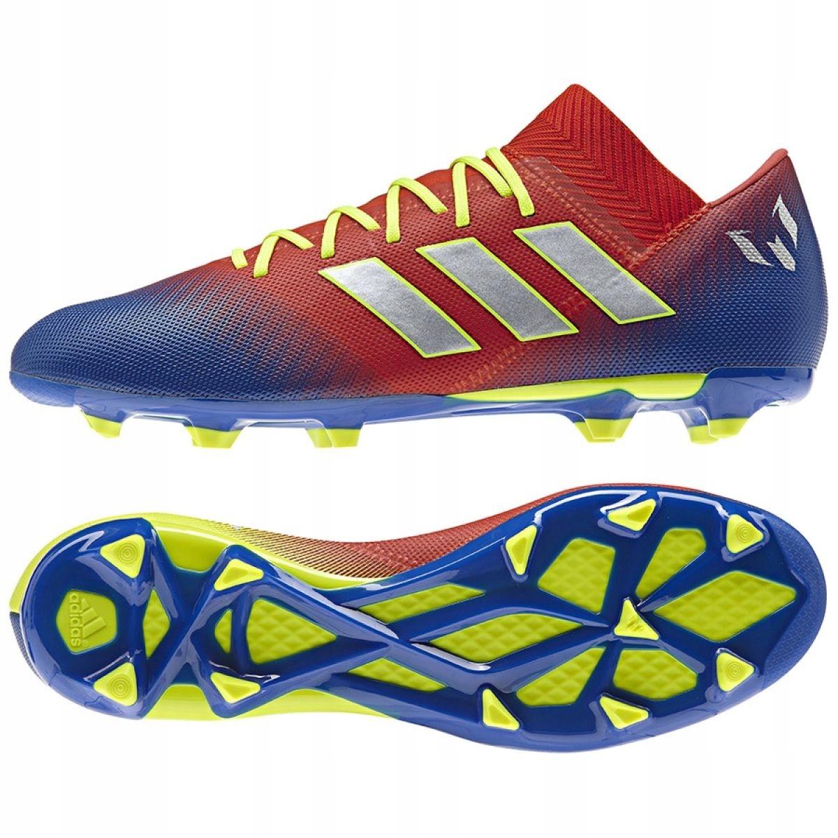adidas Buty piłkarskie adidas Nemeziz Messi 18.4 FxG M D97273