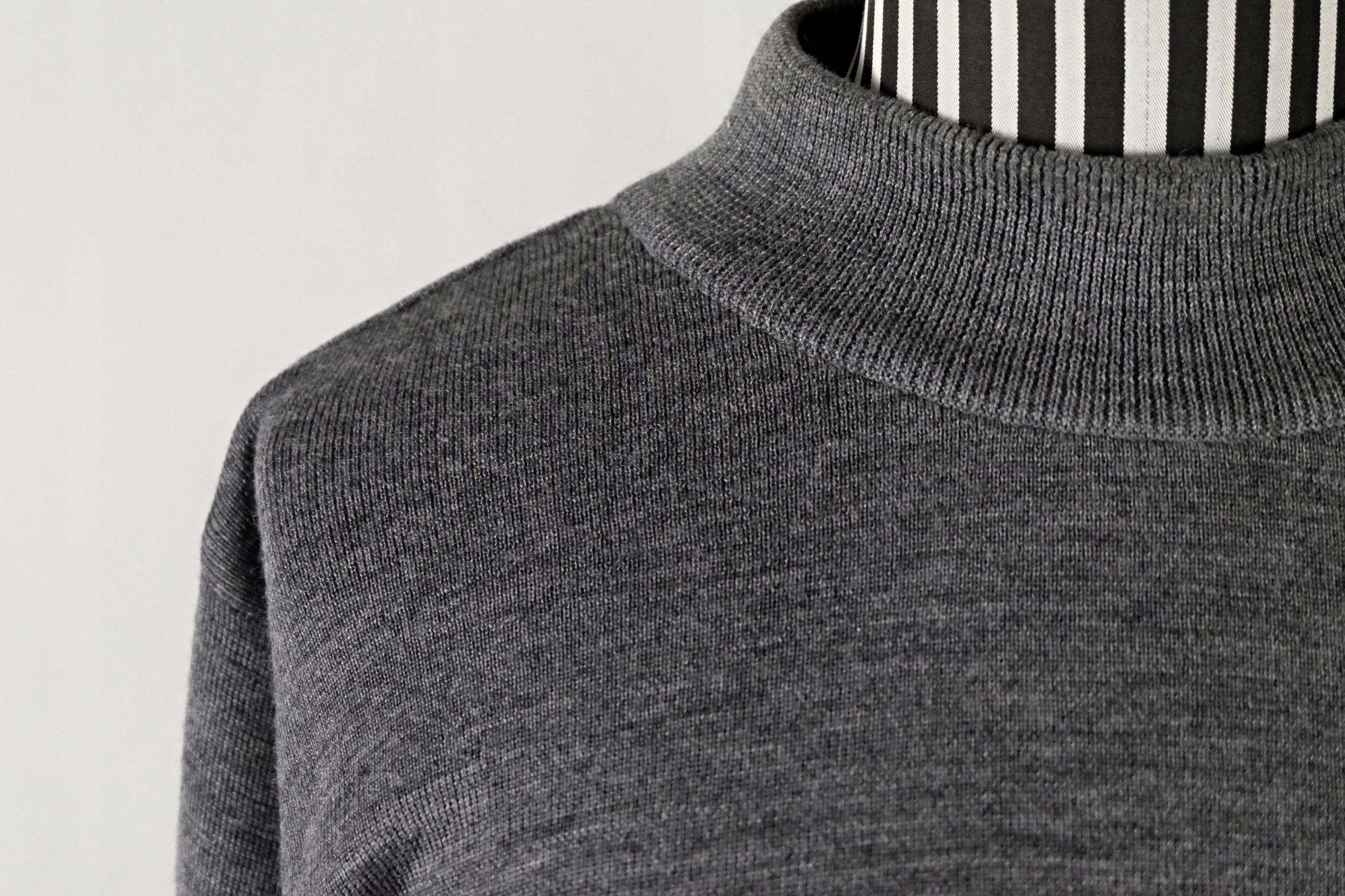 b1371321 SAFA WOMAN sweter 80% wool wełna silk S - 7729271486 - oficjalne ...