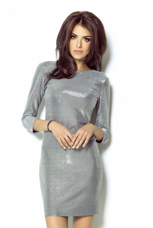 b4f8985abf Seksowna sukienka mini efektowny dekolt plecy - 7308643406 ...