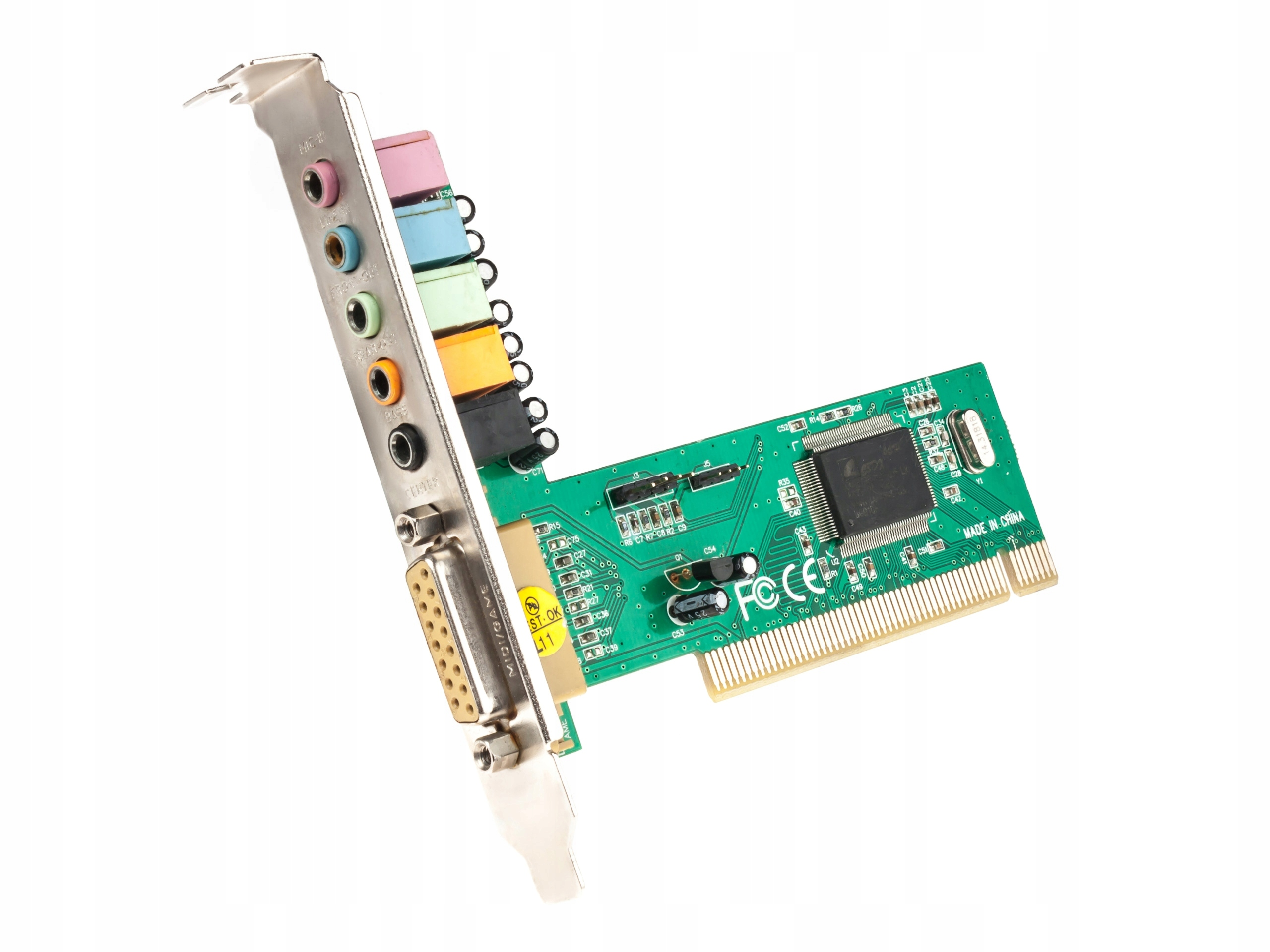 E3DX CMI8738 PCI-6CH-LX 64BIT DRIVER