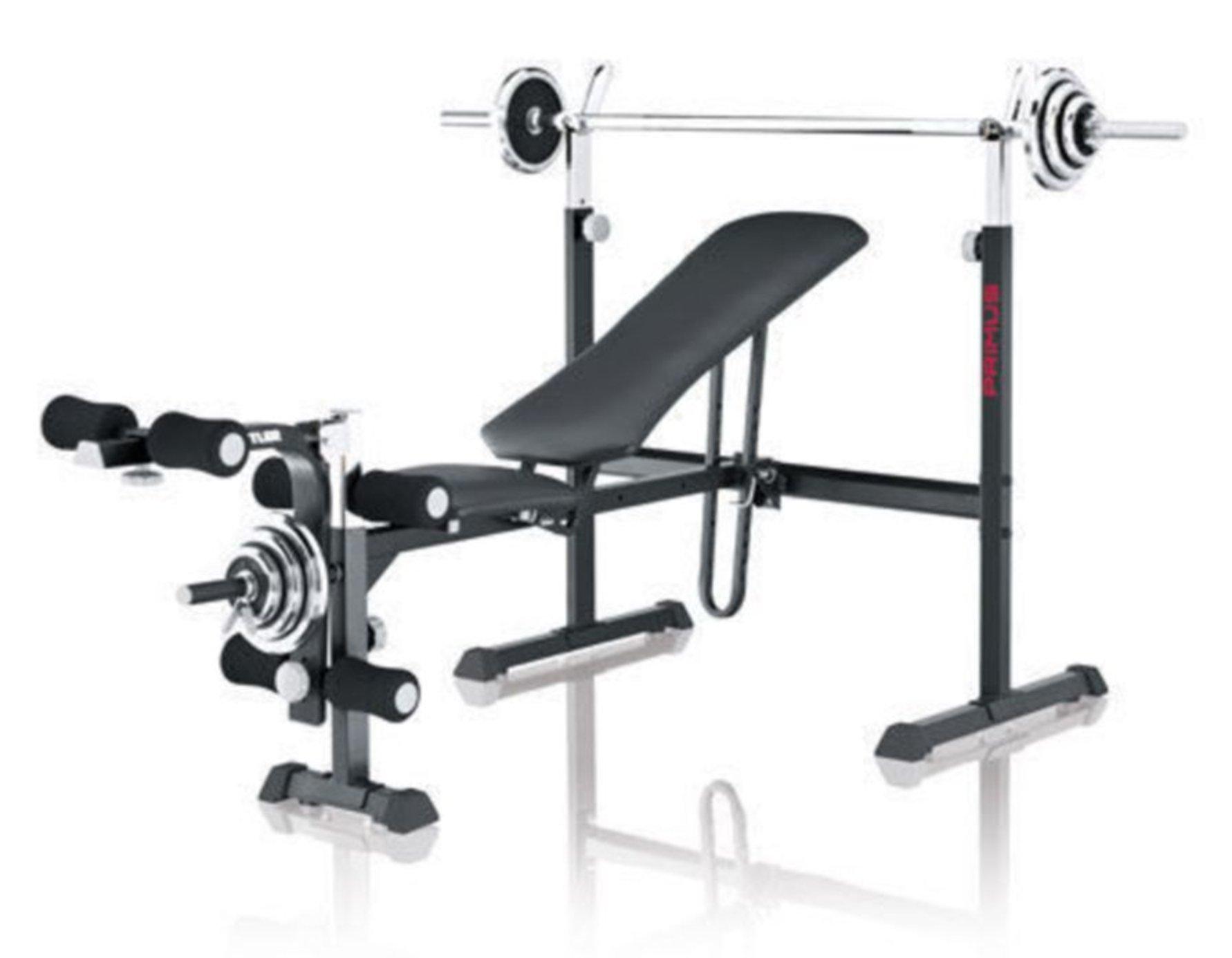 Wszystkie nowe Zestaw do ćwiczeń - siłownia domowa Kettler Primus - 6957494344 EO77