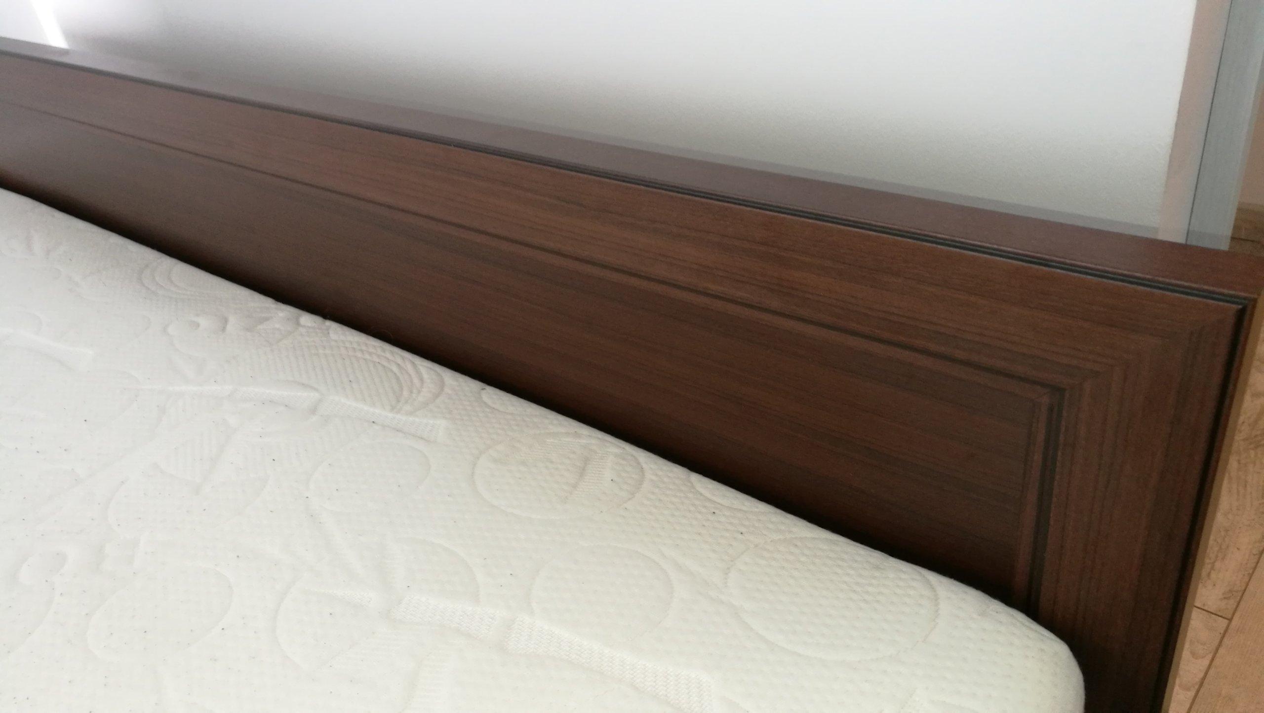 łóżko 2 Osobowe Grenada Z Materacem Pojemnikiem 7387284326
