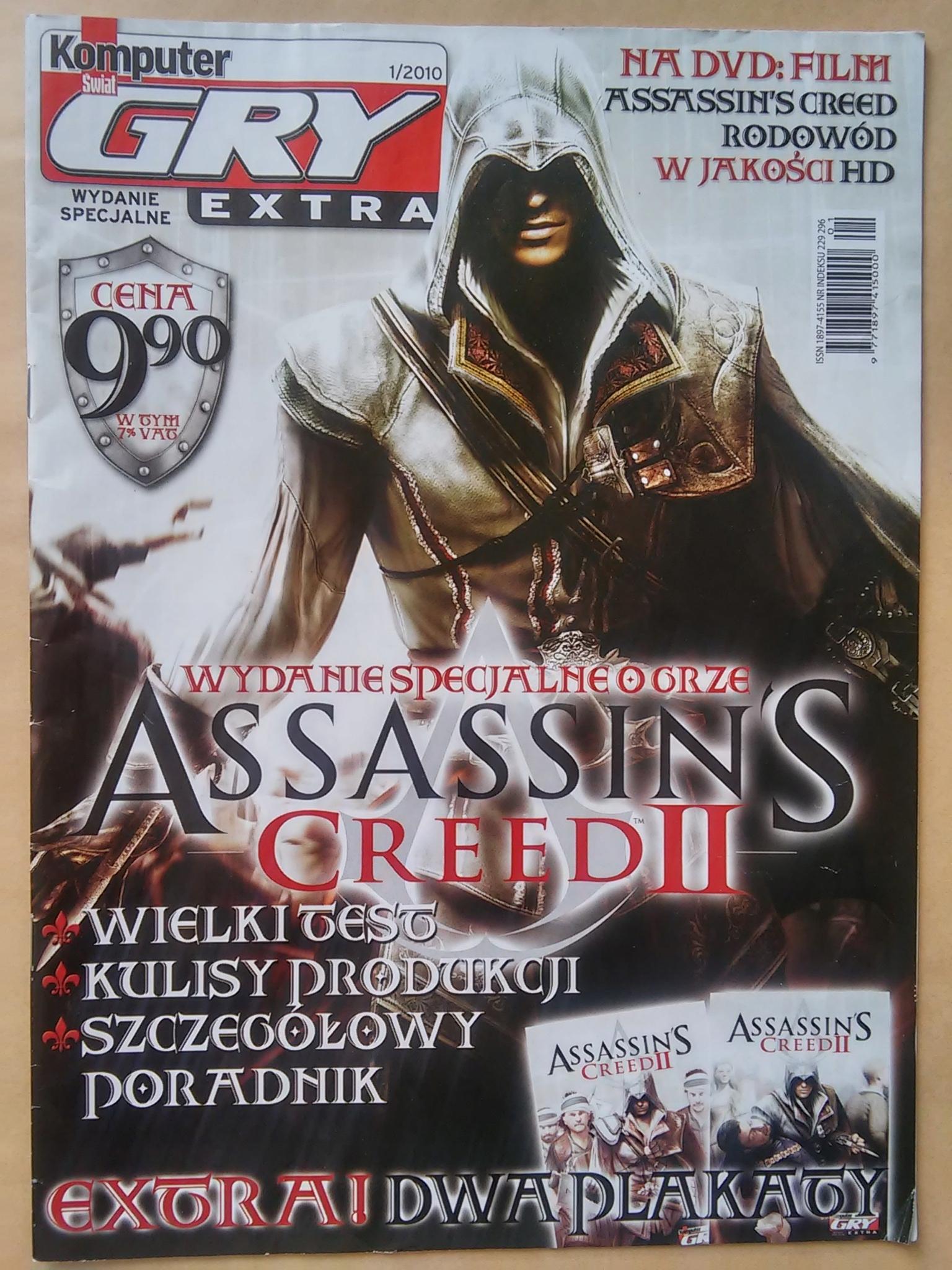 Komputer Świat Gry Extra 1/2010 Assassin's Creed