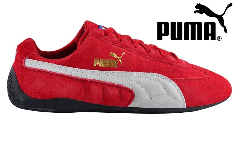 PUMA BUTY MĘSKIE SPORTOWE SPEED CAT 417302 01
