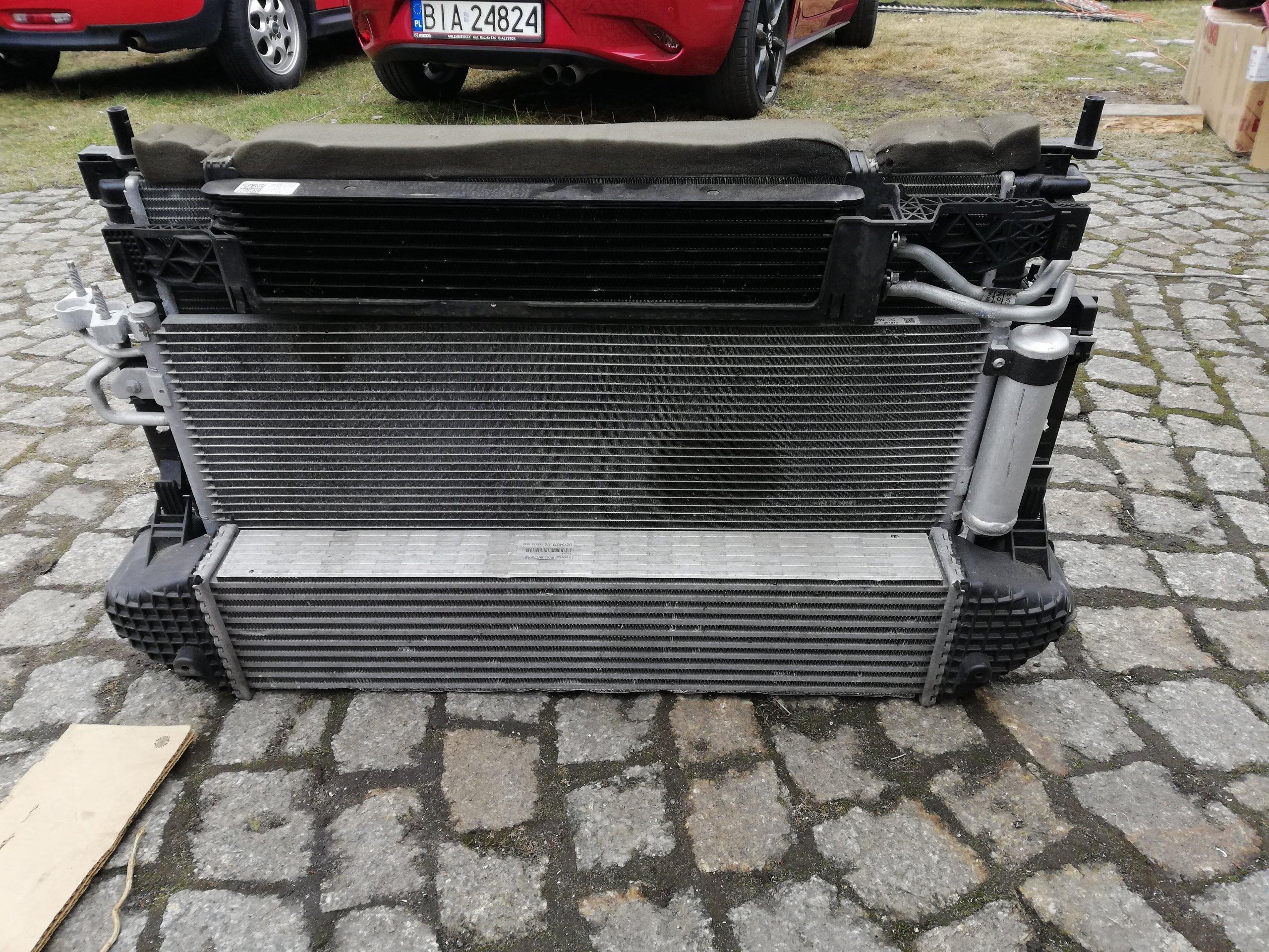 S-MAX 1.6 1.8 2.0 2.2 MANUAL AUTO RADIATOR FORD C-MAX MK2//GRAND C-MAX KUGA