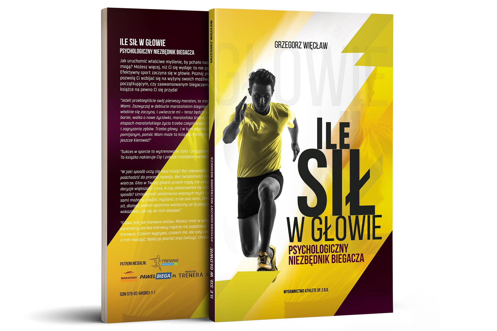 5aafd983 Bieganie - dwie książki dla biegaczy - 7399013591 - oficjalne ...