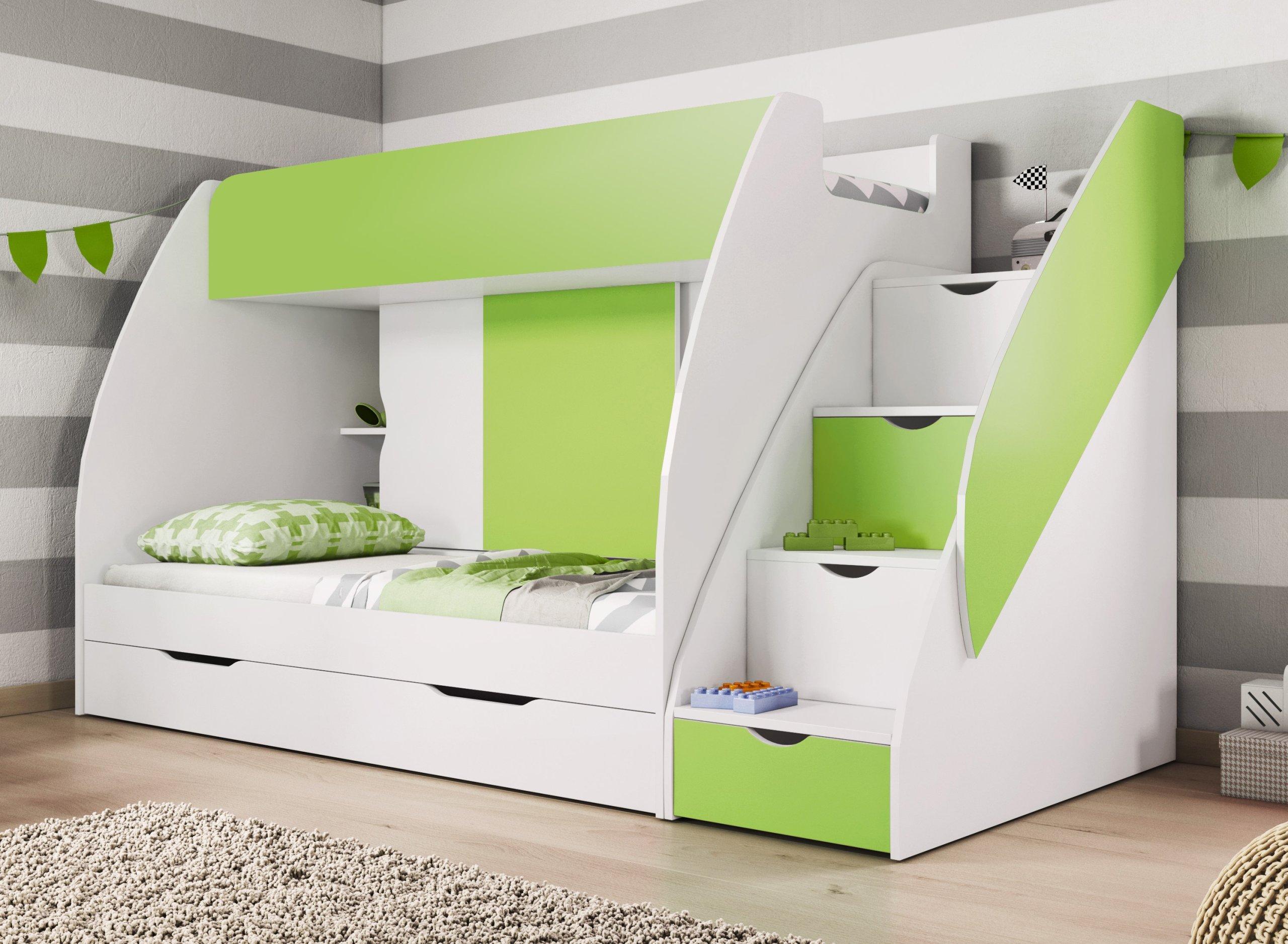 łóżko łóżka Piętrowe Dla Dzieci Młodzieżowe Mango