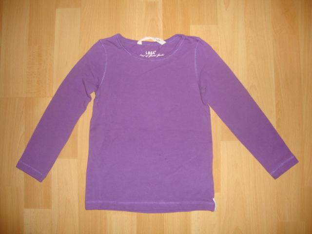 bluzeczka bluzka fioletowa dziewczynka 98 next