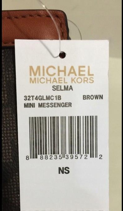 4a797dc869fe5 MICHAEL KORS torebka SELMA Mini Messenger z USA - 7122372789 ...