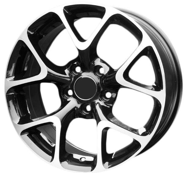 076 Felgi 17 5x115 Opel Astra J Zafira Insignia B 7028497082
