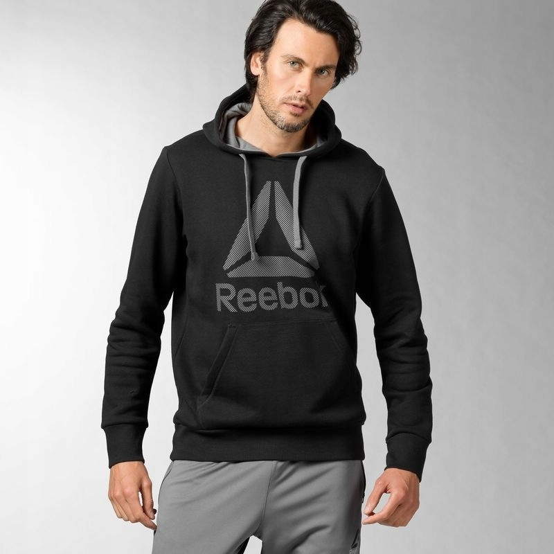 Bluza z kapturem Workout Ready Full Zip Fleece