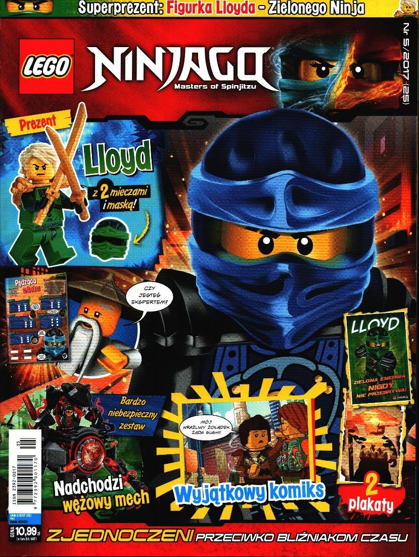 Lego Ninjago Magazyn Nr 52017 25 Bez Figurki 6980091704