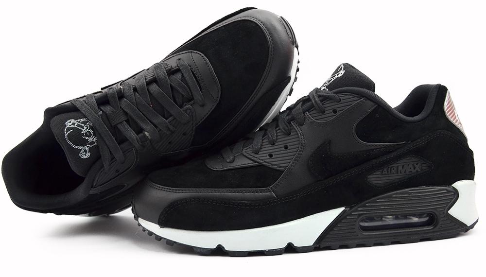 buty Nike Air Max 90 Premium Rebel Skulls 700155 009
