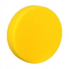 Gąbka polerska BOLL żółta M14 średnio twarda