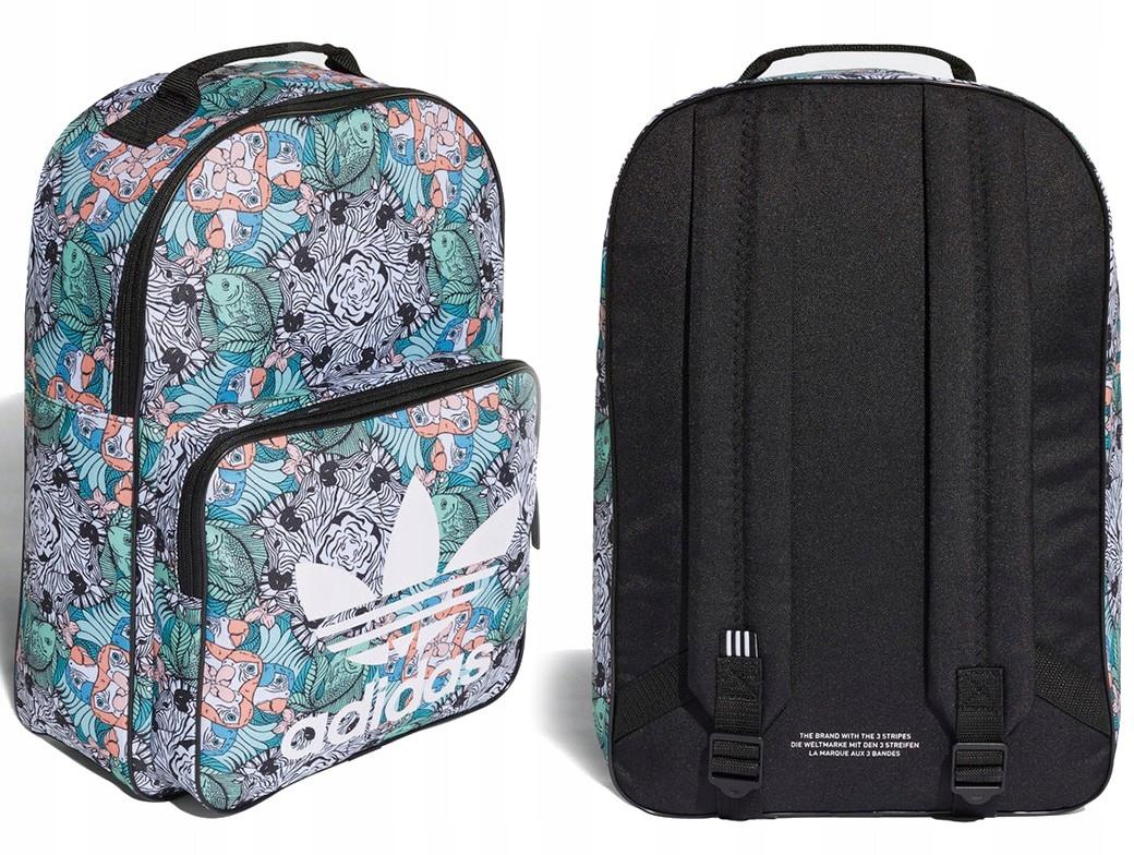oficjalne zdjęcia kupić wysoka jakość Plecak szkolny Adidas BP Animal Youth DH2963 - 7422160651 ...