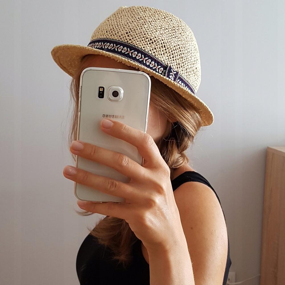 RESERVED kapelusz słomkowy plażowy letni panama