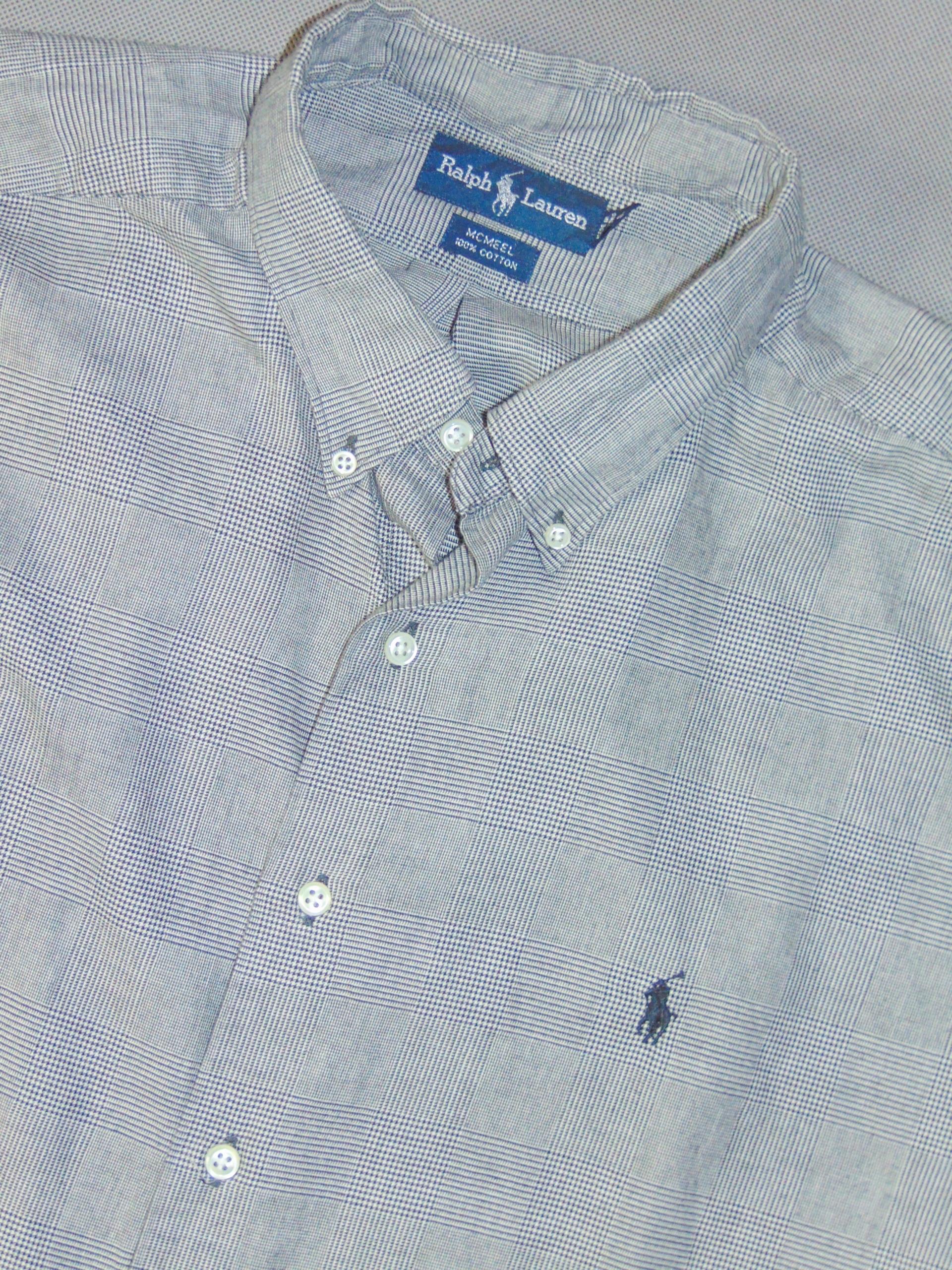 2e5b0a399 RALPH LAUREN koszula męska klsyk DUŻA - XXL - 7605138854 - oficjalne ...