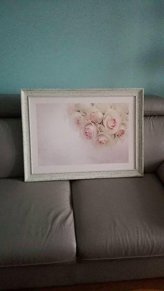 Obraz Pudrowe Róże Z Agata Meble 7085788189 Oficjalne