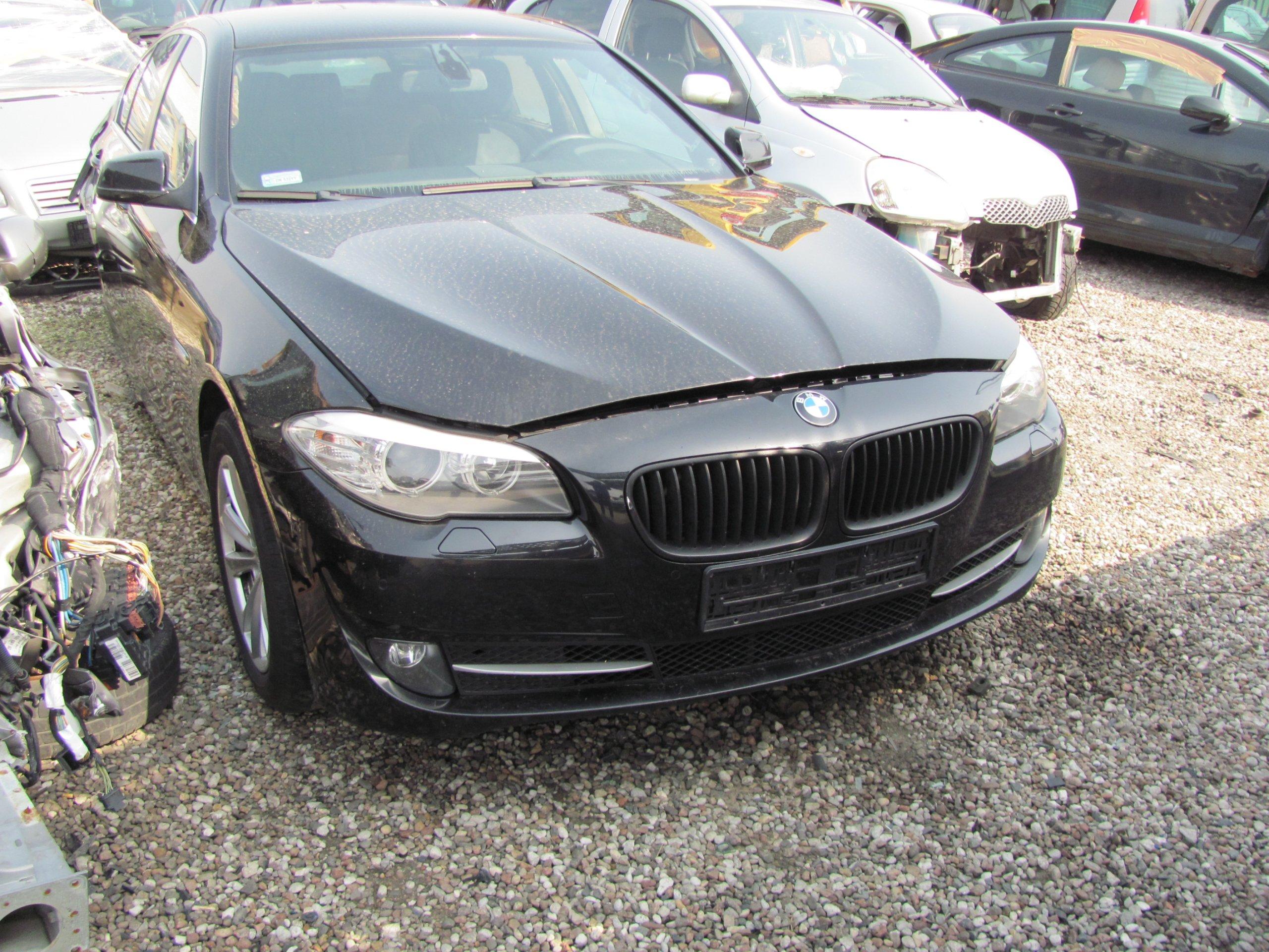 BMW F10 2 0D 2011r sedan zarejestrowany oficjalne